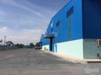Cho thuê kho bãi nhà xưởng tại kcn đường ql 50 diện tích 150m-10,000m2 cách nguyễn văn linh 7,5km