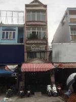 Chính chủ cần cho thuê nhà mặt tiền đường Khu Bình Phú, Q. 6, Tp HCM