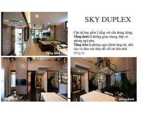 căn hộ sky duplex 2 phòng ngủ tòa berdaz dt 122m2 tầng sân vườn 3a giá 539tỷ lh 0931356879