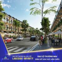 bán nhà mt 25m trong khu đô thị lakeside palace trung tâm khu dân cư