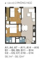 chính chủ tôi cần bán căn hộ 9 view 2pn 2wc 195 tỷ miễn tiếp trung gian lh 0938808890 luân