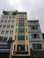 Cho thuê tòa nhà 118 Hải Thượng Lãn Ông, P. 10, Q. 5, DT 850m2 Giá 450tr