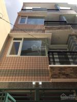 Nhà mới cách MT 10m Điện Biên Phủ, BT, 5x20m, T 4L, sân thượng, có hệ thống thang máy, thuê dài hạn