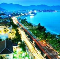 Bán khách sạn đường trần phú, nha trang, vị trí đẹp hướng biển.