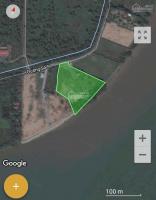 Bán gấp lô đất mặt tiền sông đồng nai, p. long phước, q9