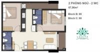 chính chủ bán gấp căn hộ 2pn 2wc 68m2 lavita charm thủ đức giá chủ đầu tư lh 0934192279