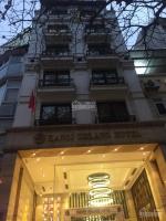 bán khách sạn mặt phố cửa đông hoàn kiếm hà nội 130m2 8 tầng 22 phòng 90 tỷ