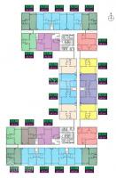kẹt tiền bán căn hộ parcspring 2pn tầng cao căn goc view cưc thoang đẹp giá 21 tỷ co nội thất