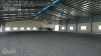 cho thuê nhà xưởng 3500 m2 trong cụm công nghiệp hố nai 3 đồng nai