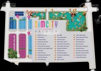 bán biệt thự dãy c sim city giá tốt nhất thị trường 2 mặt tiền 1 trệt 4 lầu 101m2 lh 0906234169