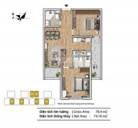 cần bán gấp căn đẹp 2pn 4pn tại amber riverside có h trợ vay ngân hàng lh 0985523987