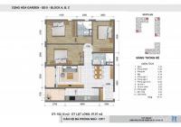 nhận giữ ch có hoàn tiền căn hộ cộng hòa garden giá 35trm2 cơ hội tuyệt vời để an cư và đầu tư