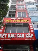 chính chủ cho thuê nhà mp hồ tùng mậu 90m2 thông sàn có thang máy rộng rãi 0976075019