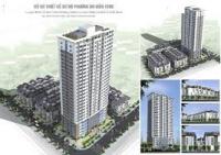 cho thuê nhà lk dự án quận hoàng mai làm văn phòng kinh doanh dịch vụ 4 tầng 75m2 giá 15 trth