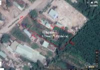 trí bđs 1750m2 đất có nhà xưởng ở mặt tiền đường mai bá hương gần phật cô đơn 25 tỷ