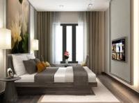 cho thuê căn hộ cao cấp river gate 2 phòng ngủ lầu cao view đẹp giá 12trth