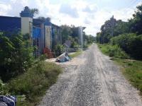 đất thổ cư đã xây hàng rào ngang 65 m dài 30m trên đất có căn nhà 36 m2