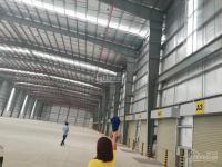 nhà xưởng mặt tiền cần cho thuê diện tích 30m x 100m xã phạm văn hai huyện bình chánh