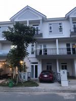 nhà phố 5x17m thô trục đường chính view hồ bơi giá 5tỷ 0931486053