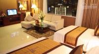 bán khách sạn đẹp khu nam long dt 9x20m