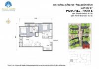 giá quá rẻ chỉ 31 tỷ sở hữu ngay căn hộ 794m2 tòa park 5 park hill có 10 năm dịch vụ