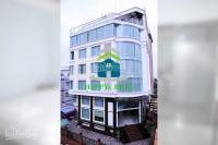 nhà mt quang trung gò vấp 25x25m 6 lầu 50 phòng sân thượng