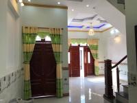 bán nhà mới xây 850tr 1 lầu 1 trệt bình chuẩn sổ hồng riêng nhà y như hình lh 0899999234