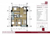 chính chủ cần bán gấp căn số 1506 tòa n01t3 ngoại giao đoàn dt127m2 3pn 2wc view tây hồ tây