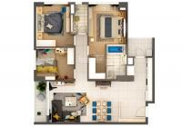 bán suất ngoại giao căn hộ số 03 diện tích 10429m2 tháp b chung cư rivera park giá 37 trm2