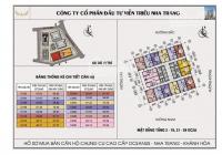 bán căn hộ 08 oc2b mường thanh viễn triều view xéo biển 7056m2 14 tỷ lh 0986865312