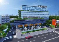 trung tâm thương mại và văn phòng pax sky đường ung văn khiêm cho thuê