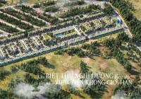 goldsand hill villa mũi né phan thiết suất ngoại giao 25 lô biệt thự lớn nhất tại dự án gọi ngay