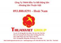 Công Ty TNHH Đầu Tư Bất Động Sản Khoáng Sản Thuận Việt