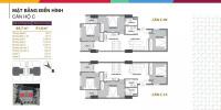 bán căn hộ startup tower ngã tư vạn phúc tầng đẹp giá đẹp giá cắt l gần 100tr