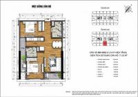 chính chủ bán căn hộ chung cư tòa hh2 p801 dự án 90 nguyễn tuân thanh xuân hà nội