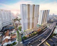 cho thuê căn hộ river gate q4 36m2 1 phòng ngủ full nội thất giá 13 trtháng lh 0977208007