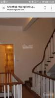 vợ chồng tôi cho thuê nhà riêng ngõ 89 lạc long quân 5 tầng đẹp 17 trth lh 0981959535 a hùng