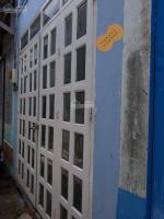 nhà 3x10m 1 trệt 1 lầu sau chợ cây me gần bến xe an sương sổ hồng riêng