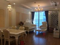 cho thuê chung cư vinhomes nguyễn chí thanh 2 phòng ngủ đủ đồ phong cách hoàng gia ảnh thật