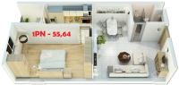 chỉ với 260 triệu bạn đã có cơ hội sở hữu căn hộ 2pn nằm ngay mặt tiền lê văn khương lh 0908322592