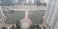 cần tiền bán gấp căn góc 3pn sáng 1103m2 nhà mới view nhạc nước tòa t4 times city giá 42 tỷ