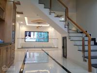 bán căn nhà diện tích 42x126m xd 3 tầng mặt tiền đường 8m phú mỹ quận 7