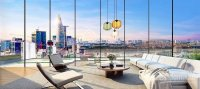 cho thuê nhanh penthouse 4pn 220m2 view sông công viên căn góc nội thất đẹp call 0977771919