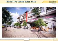 bán nhà phố thương mại vừa ở vừa kd 1 trệt 3 lầu 3 mặt tiền tp bạc liêu dt 323m2 lh 0902897966