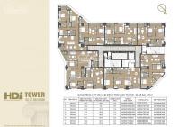 bán 24 ch cao cấp cuối cùng dự án hdi tower 55 lê đại hành trước khi bàn giao nhà lh 0979458628