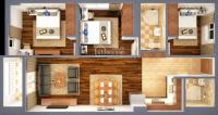 chủ nhà cần bán lại 1 số căn tầng đẹp chung cư trương định complex giá tốt lh 0978406969