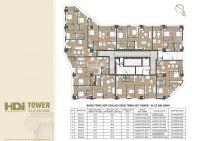 bán 20 ch cao cấp cuối cùng dự án hdi tower 55 lê đại hành trước khi bàn giao nhà lh 0979458628