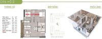 chung cư ecohome 3 giá 135trm2 460tr 0382276666