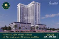 bán căn hộ cao cấp dự án đối diện vinhomes riverside giá ưu đãi chỉ từ 21 tỷcăn 86m2 ck 3