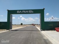 cần bán lô đất nền dự án bà rịa city gate khu lk3 gần mặt tiền ql 51 lh 0934192279